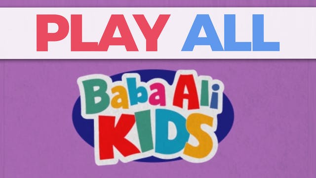 Baba Ali Kids Collection