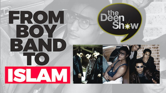 The Deen Show Interviews Subhi Alshaik (ZAKY)