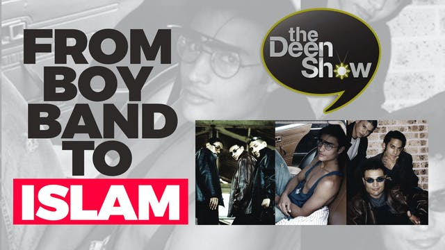 The Deen Show Interviews Subhi Alshai...