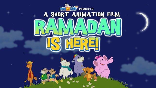 Ramadan is Here!