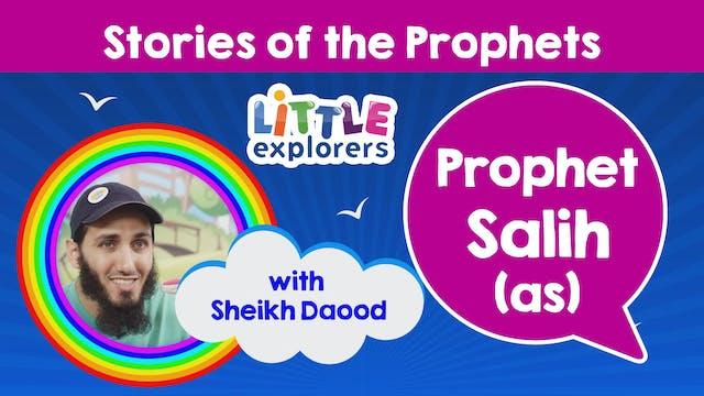 4 - The Story of Prophet Salih (as) w...