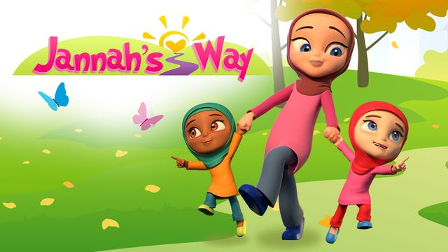 Jannah's Way - New Cartoon for Muslim Girls