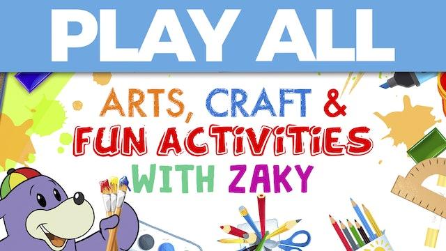 Arts, Craft & Fun Activities Collection