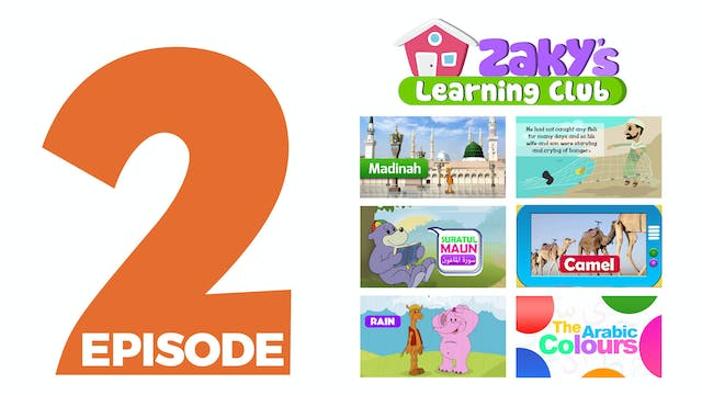 EPISODE 2 - Zaky's Learning Club