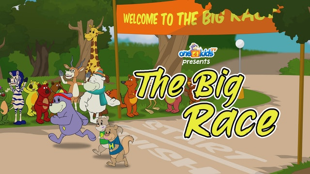 🏆 The BIG Race! - A Day with Zaky & Friends 🏃🏽