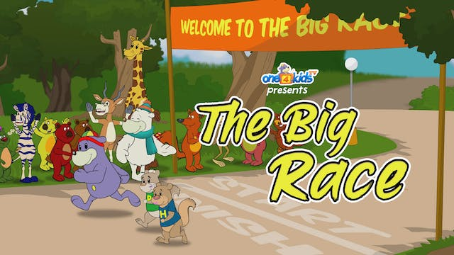 🏆 The BIG Race! - A Day with Zaky & F...