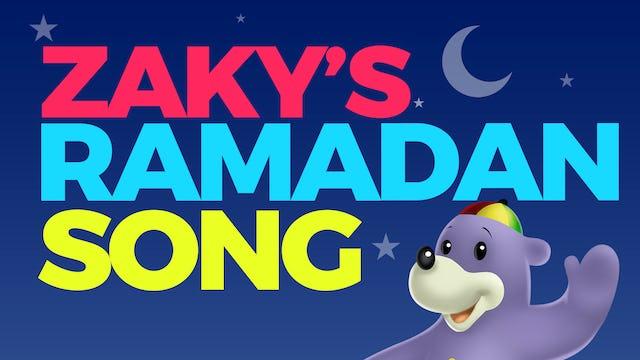 Ramadan Song with Zaky