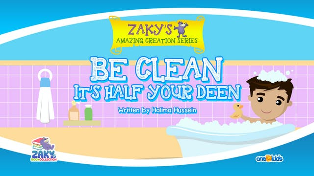 Cleanliness is Half Your Deen