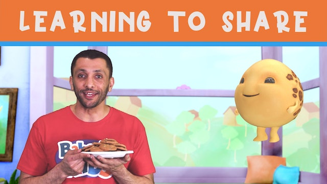 Learning to Share | Baba Ali Kids