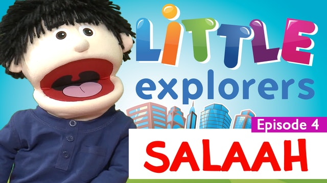 Little Explorers - Salaah
