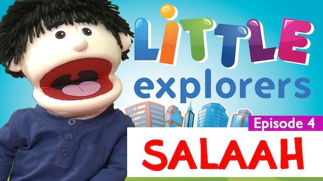 Little Explorers - Salaah