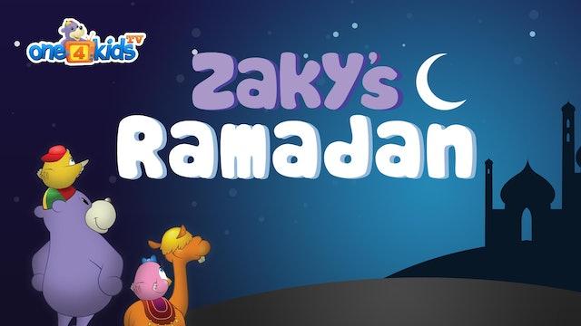 Zaky's Ramadan