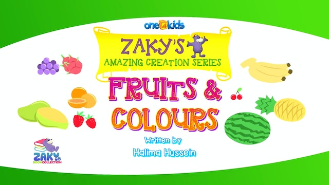 Fruits & Colours