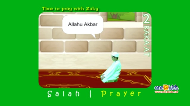 How to pray 2 Rakat (2 units) - Step ...