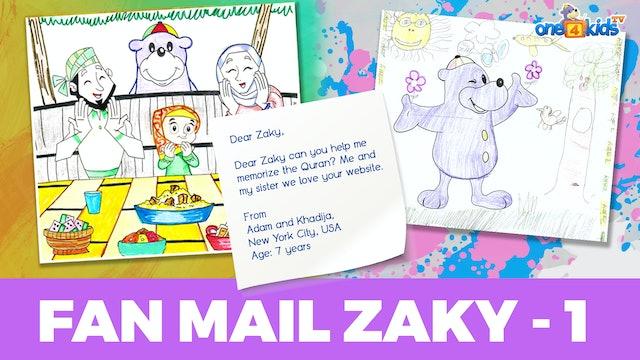 Surat Zaky - Episode 5 | Kartun Islami Untuk Anak-Anak