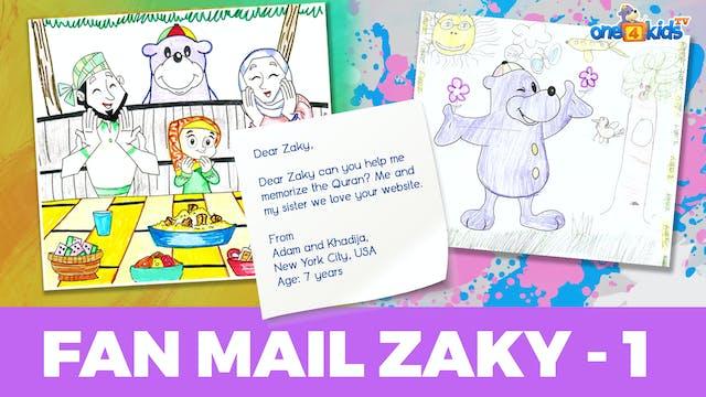 Surat Zaky - Episode 5 | Kartun Islam...