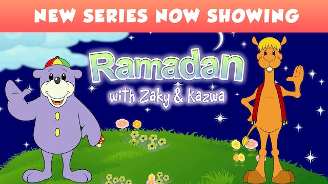 Ramadan with Zaky & Kawza
