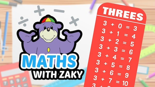 📕 Learn Maths with Zaky - Additions (Number 3)
