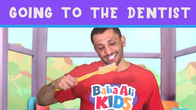 Going to the Dentist | Baba Ali Kids