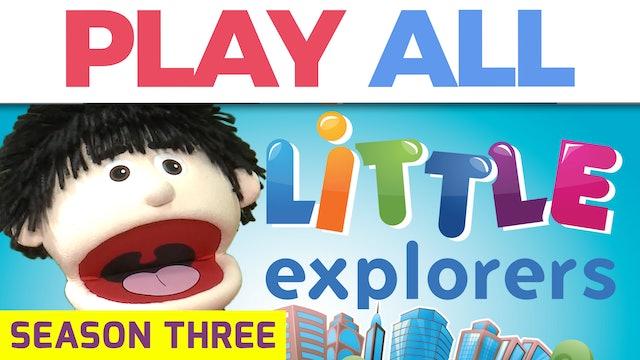 Little Explorers Season 3 Collection