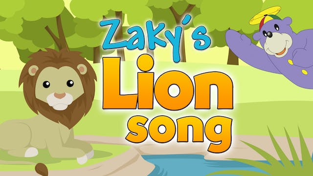 Zaky's Lion SONG