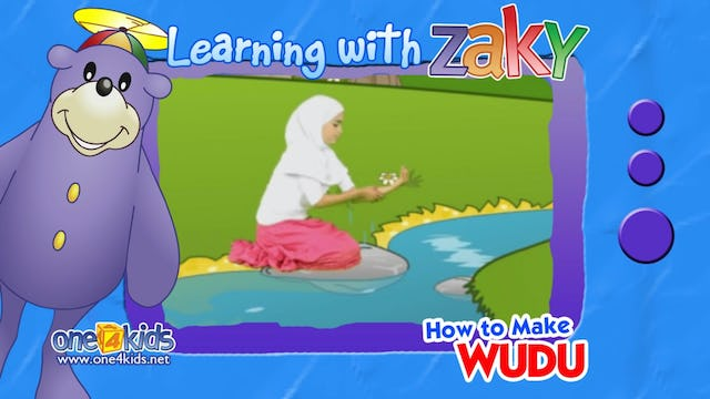How to make Wudu (Ablution)