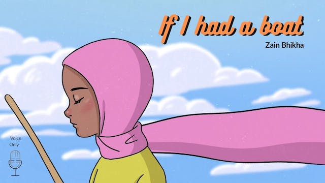 If I had a boat | Lyric Video by Zain...