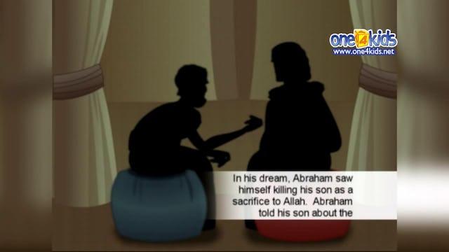 Ibrahim (as) sacrifices his son Ismail
