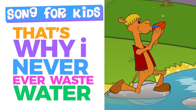 Never Waste Water (New HD version)