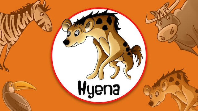 Guess what the Animal is? Africa