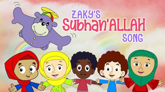 Zaky's SubhanAllah Song