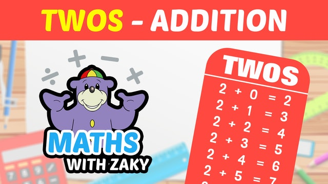 📕 Learn Maths with Zaky - Additions (Number 2)