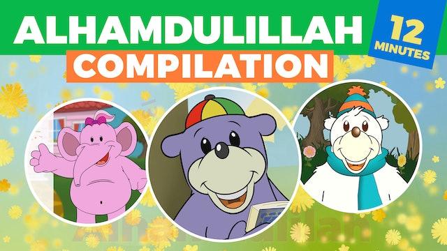 Alhamdulillah Zaky Compilation - (12 Minutes)