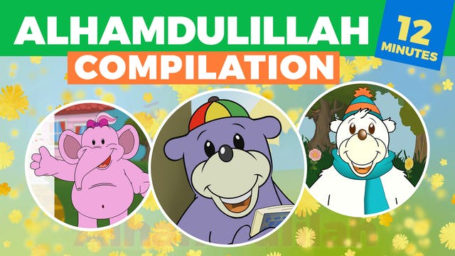 Alhamdulillah Zaky Compilation - (12 ...