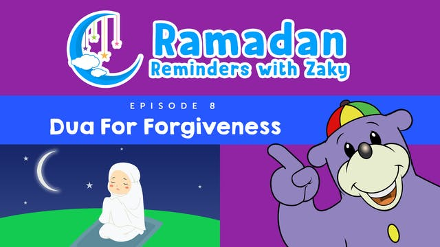 Dua For Forgiveness (ep8)
