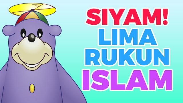 Belajar tentang Puasa dengan ZAKY! Serial Lima Rukun Islam