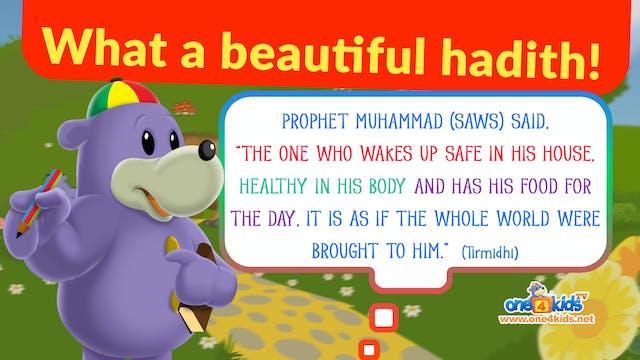 Zaky Reminder - Say Alhamdulilah!
