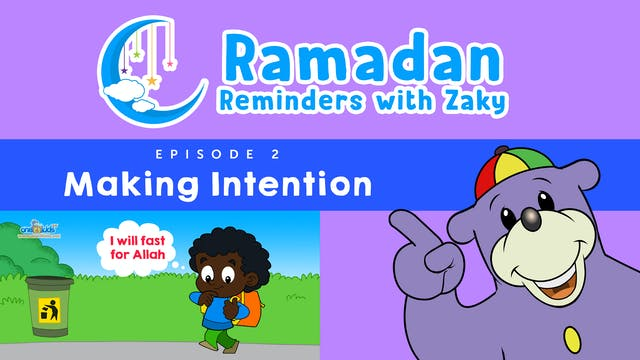 Making Intention (ep2)