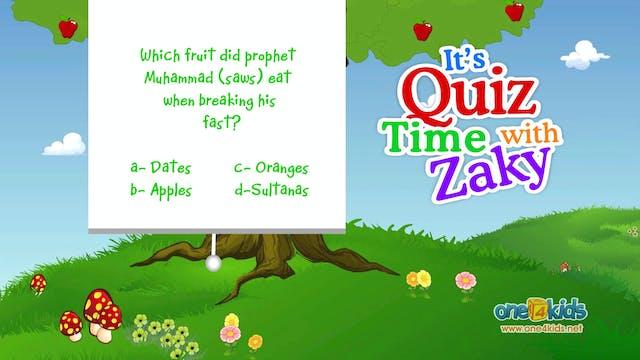 Ramadan Quiz