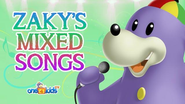 Zaky's Mix of Songs