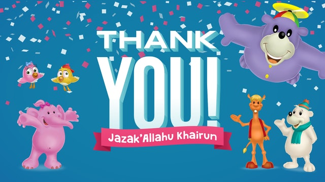 Thank You From One4Kids TV!