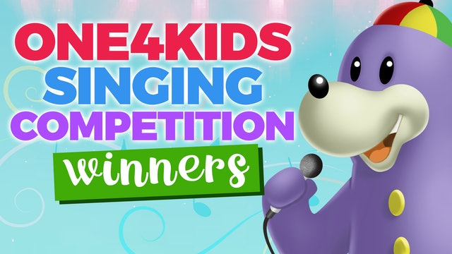 Singing Competition Winners
