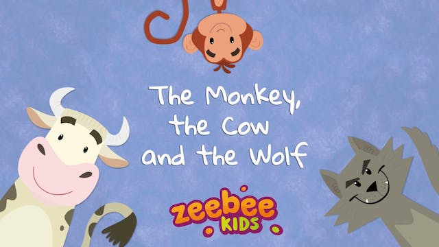 The Monkey, the Cow and the Wolf | Za...