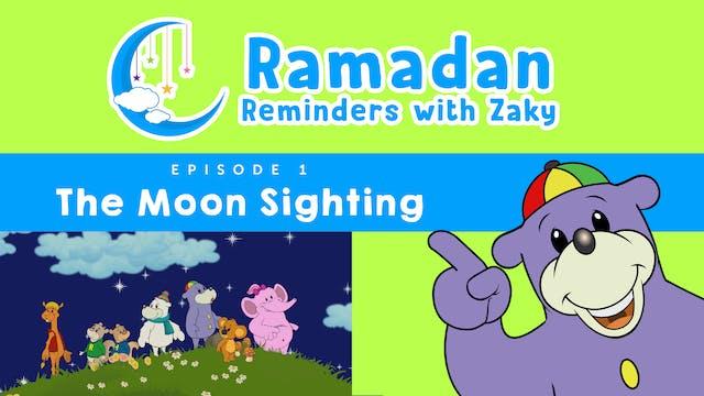 Ramadan Reminders With Zaky 🌙