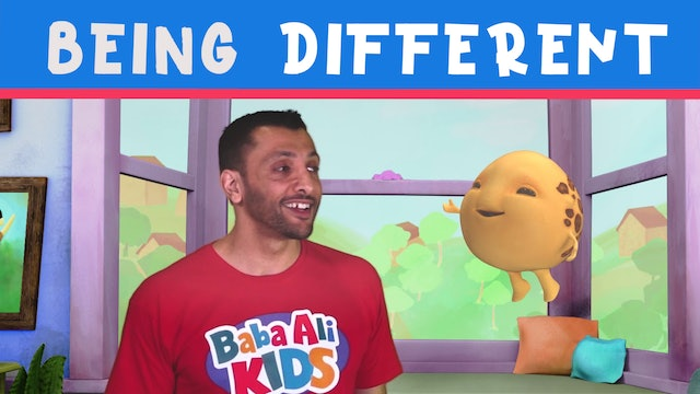 Being Different | Baba Ali Kids