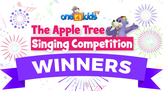 🥳 Zaky's Singing Competition Winners 🏆