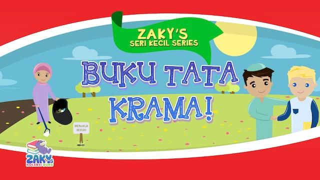 Buku Tata Krama! - Puisi Untuk Anak-Anak Muslim