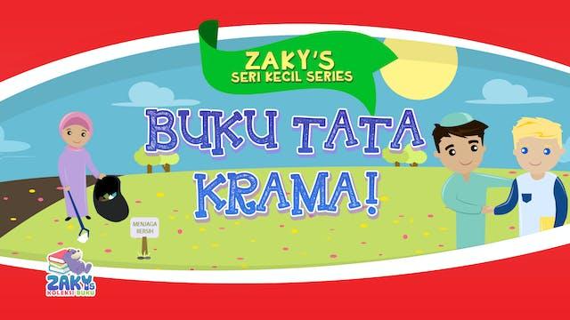 Buku Tata Krama! - Puisi Untuk Anak-A...