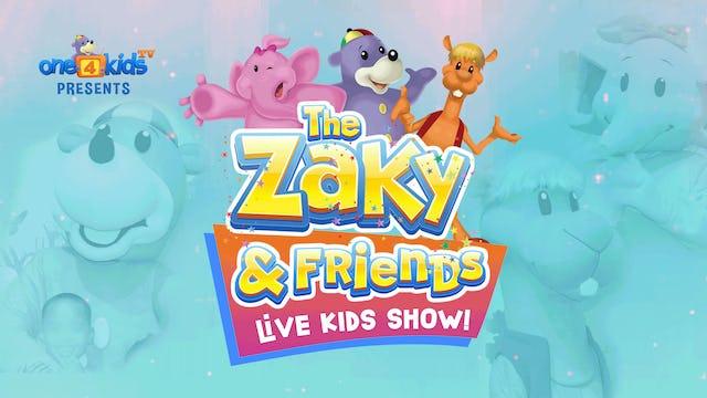 Zaky & Friends Live Show - SYDNEY 2018