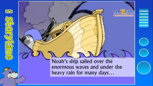 The Story of Prophet Nuh (Noah)